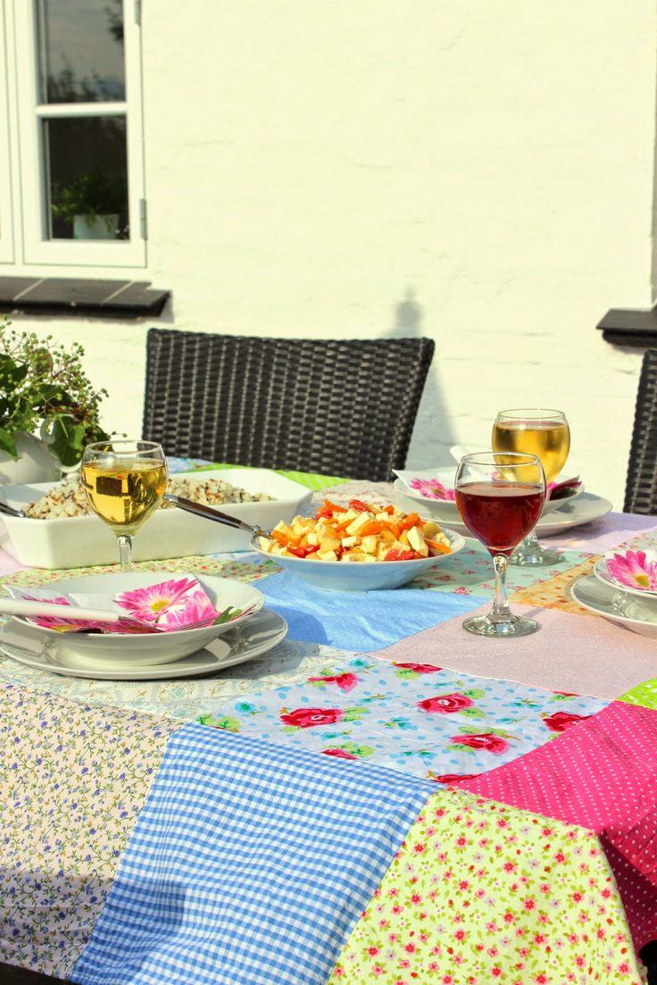 28 besten Tischläufer Bilder auf Pinterest   Tischdecken, Tische und ...