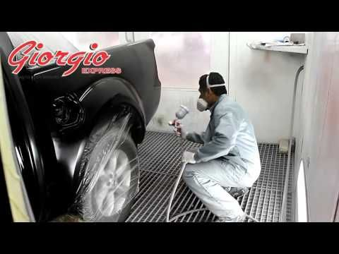 VIDEO on our #spraybooth. This is where the real #magic happens! More on our website. Link in bio. #customcar #pimpmyride #restoration