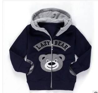 Gorgeous Lazy Bear Hoodie Size 3-7 available