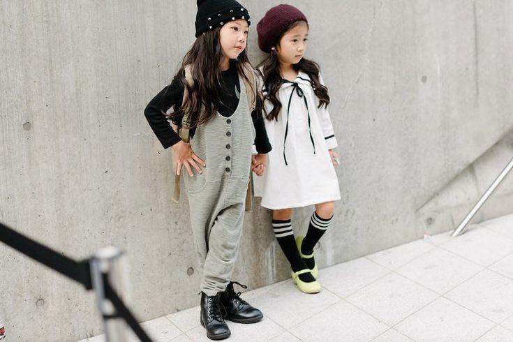 Мини-модники: как одеваются корейские дети | Журнал Cosmopolitan