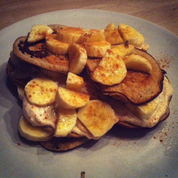 #glutenfri #glutenfree #dairyfree #mælkefri #protein #pancakes #hempprotein