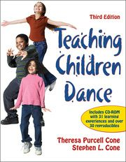 Teaching Children Dance, Third Edition, presents 31 ready-to-use lessons that bring fun and challenging dance experiences to elementary-aged children of all ability levels. The updated third edition includes 13 new learning experiences and two new chapters on teaching children with disabilities and making interdisciplinary connections.