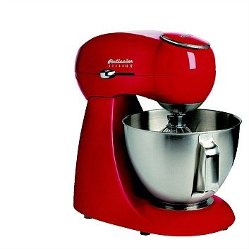 Kenwood Kitchen Appliances & Vacuums - Briscoes - Kenwood KM270 Red Patissier Stand Mixer