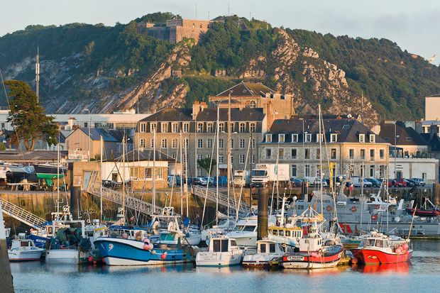 Cherbourg, cité de la mer
