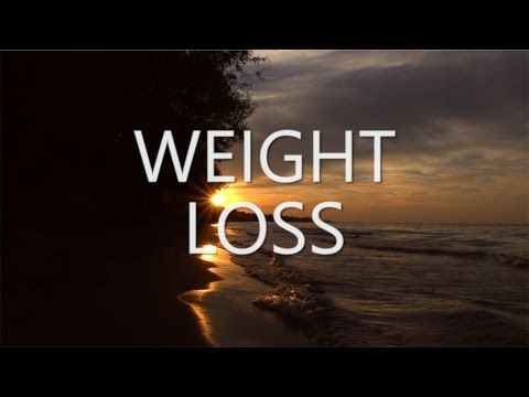 Hypnosis for Weight Loss (Guided Relaxation, Healthy Diet, Sleep & Motivation) - YouTube