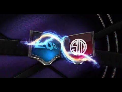 LMQ vs TEAM SOLOMID Week 6 Day 2 NA LCS Summer Split 2014 LMQ vs TSM W6D...