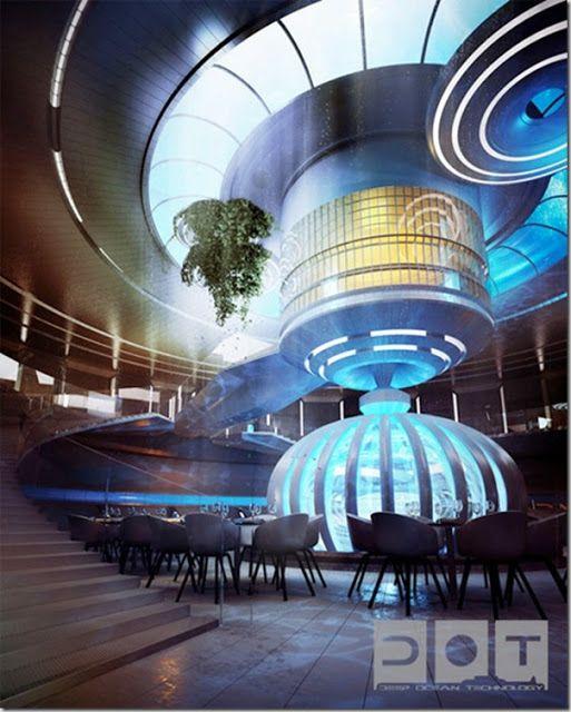 Water Discus Hotel, Dubai, United Arab Emirates(10 Pics) | #top10