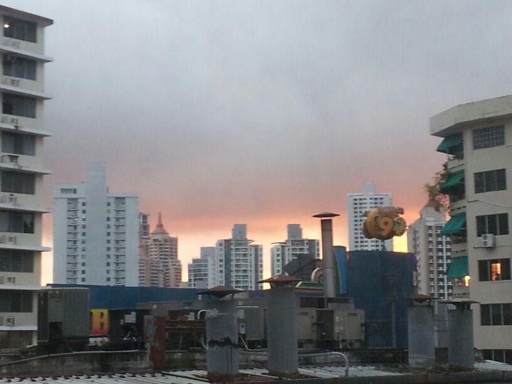 Mayo 29-2014 / Panamá desde el Hotel