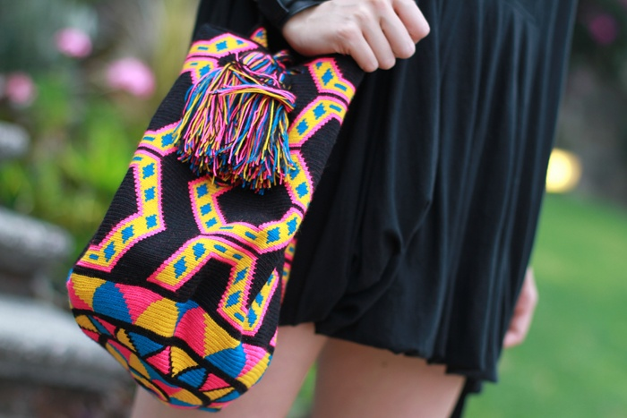 Colombian Tribal bag, from STYLESCRAPBOOK