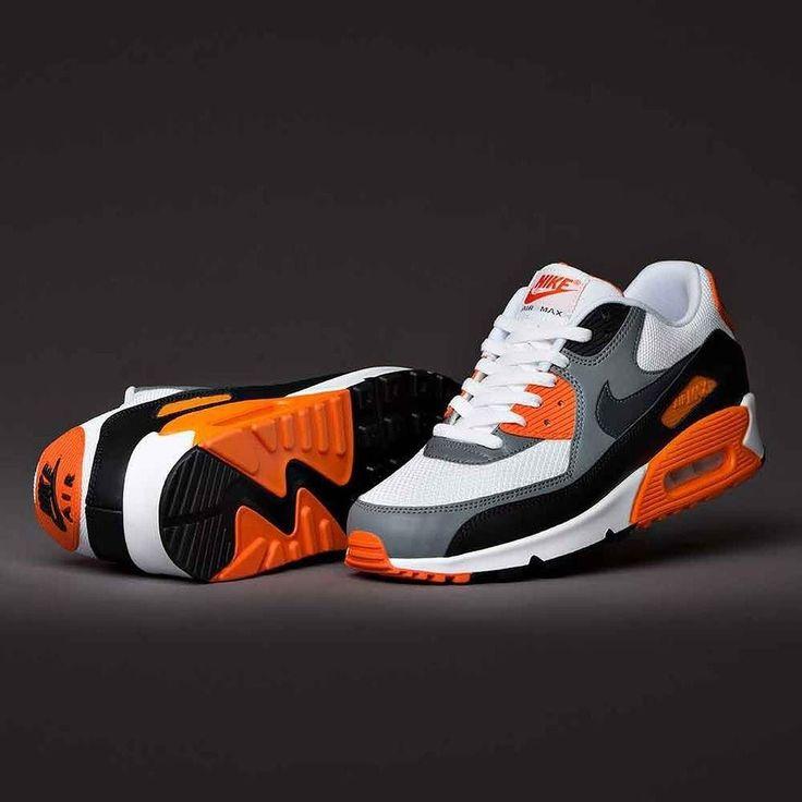 ... order 0be34 649f2 ESSENTIAL The Nike Air Max 90 Essential Trainer  (096932) in White ... 61da69941