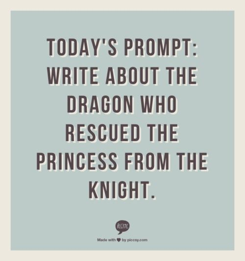 #Writing Prompt