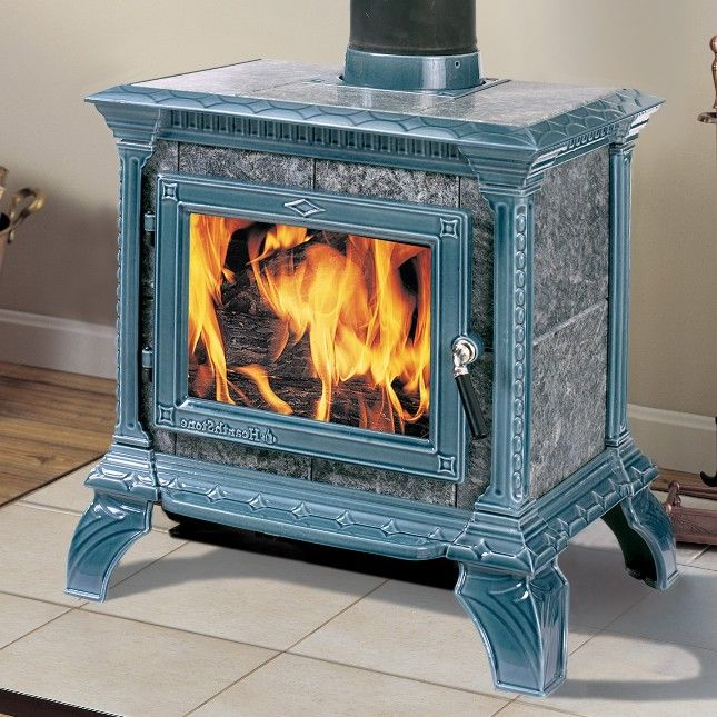 how to clean wood stove blower