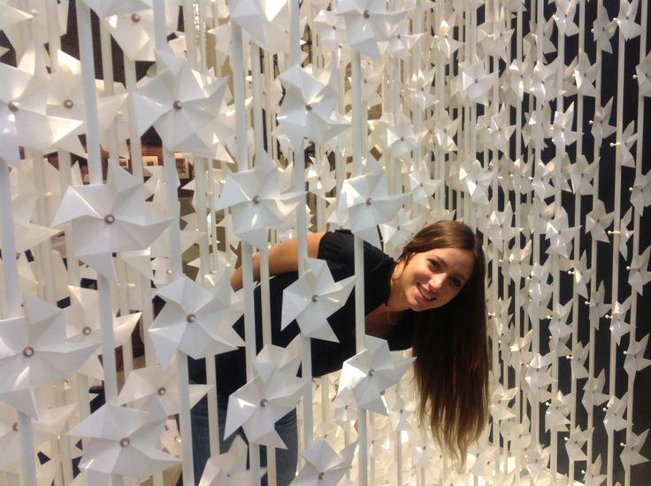 Najla El Zein - The Wind Portal http://www.lostindesign.it/night-at-va-museum/