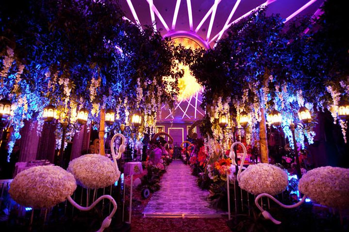 Alice In Wonderland Themed Wedding The ojays Wedding and Flamingos