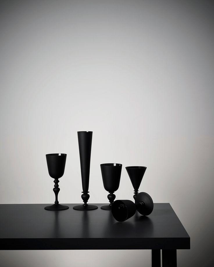 Tasting glasses by Studio Droog.