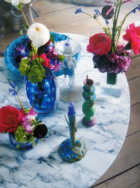 tricia guild designers guild vases uxui designer blue house ma maison