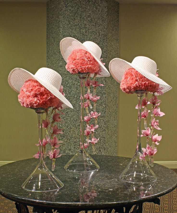 Mother's Day Bonnets