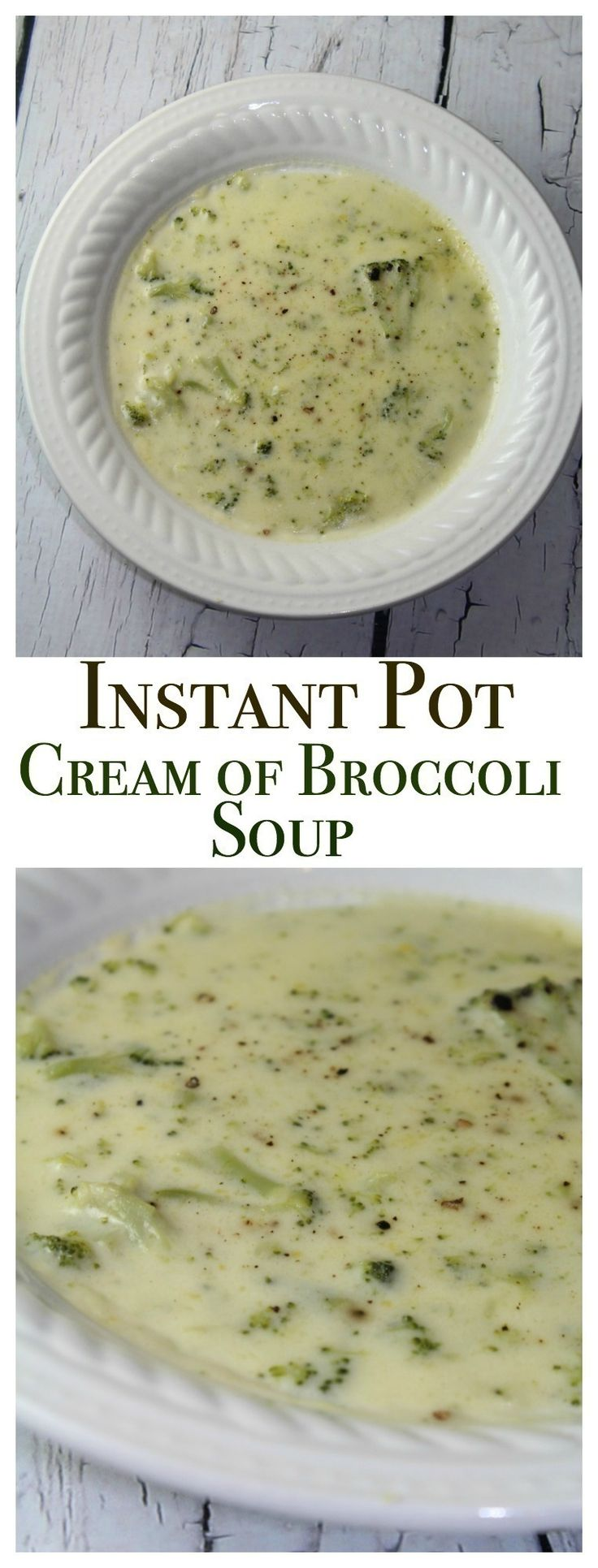 Easy Cream of Broccoli Soup                                                                                                                                                      More