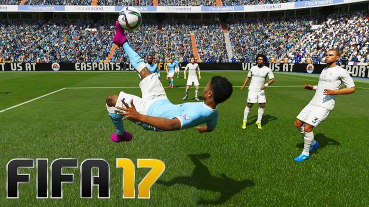 FIFA 17 TOP 5 GOALS