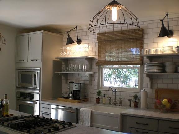open kitchen shelves kitchens pinterest