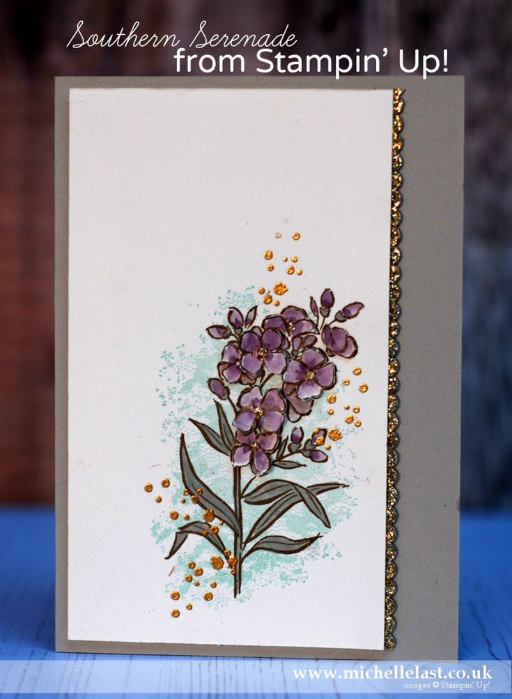 Southern Serenade from Stampin' Up!