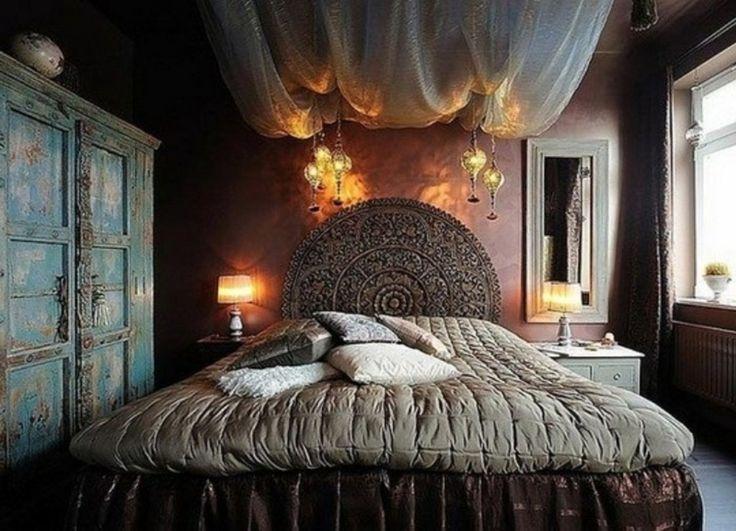 Gothic design for bedrooms - Interior design