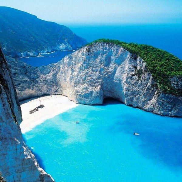 Hidden Paradise in Greece