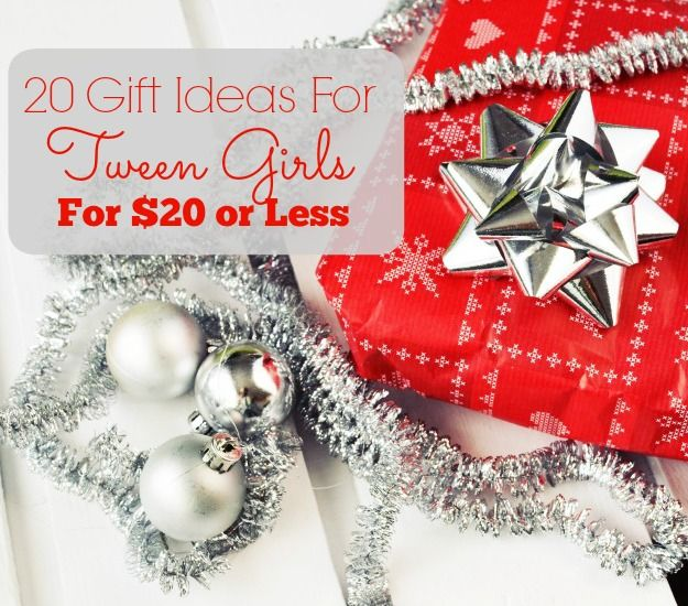Tween Girl Gift Guide Christmas 2014 #frugal #stockingsstuffers #shopping  #holidays #tweens