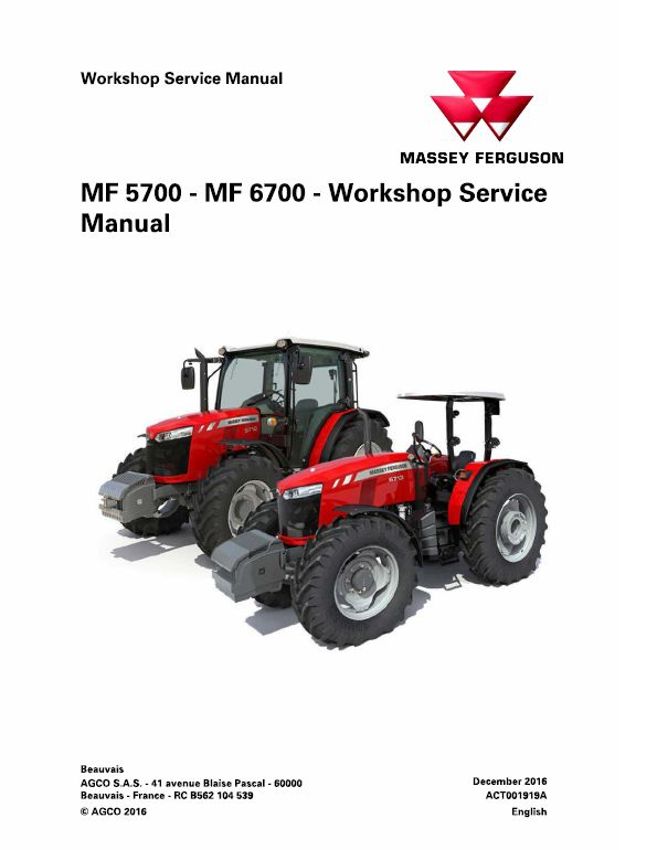 Pin on Massey Ferguson Manuals