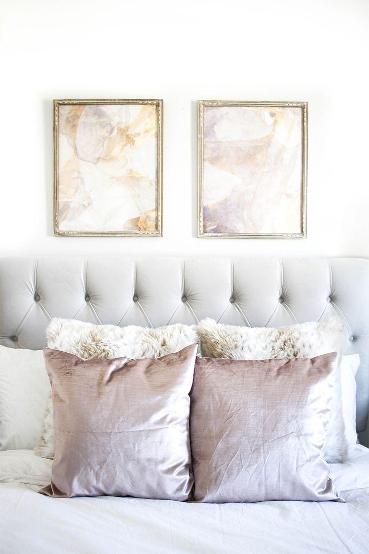 Best 20 velvet headboard ideas on pinterest tufted for Velvet bedroom designs