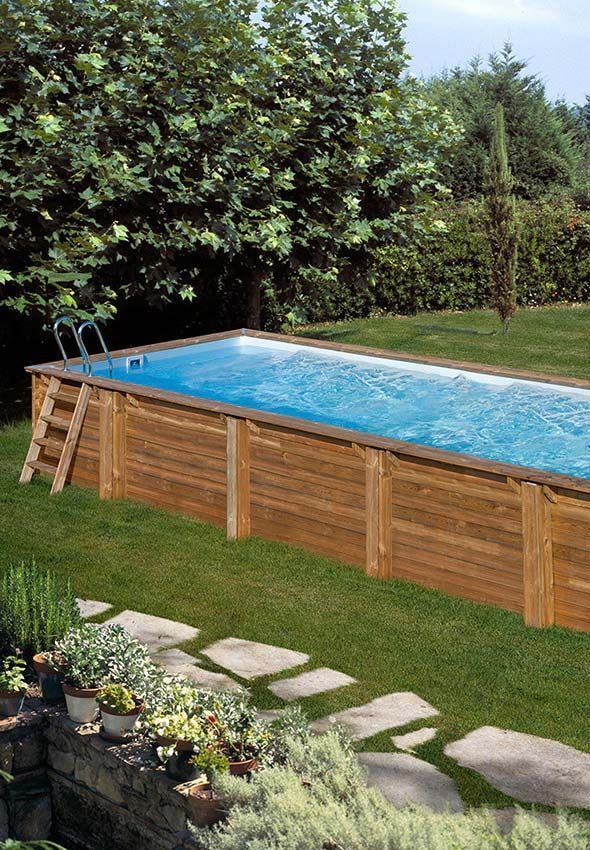 45+ Most Inspiring DIY Pallet Swimming Pool Ideas