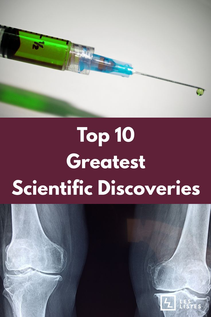 recent discoveries in science - 736×1104