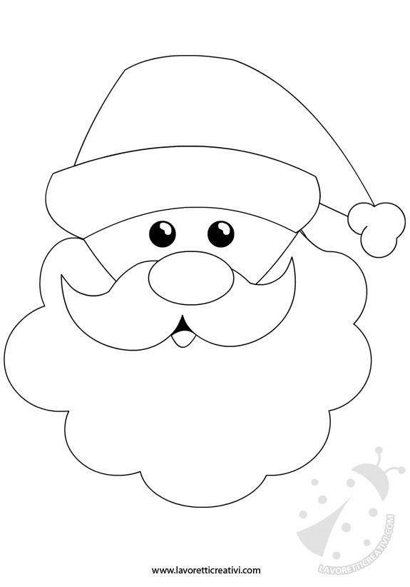 DECORAZIONE NATALIZIA FAI DA TE Sagome utili per realizzare una decorazione natalizia da appendere alla porta di casa.
