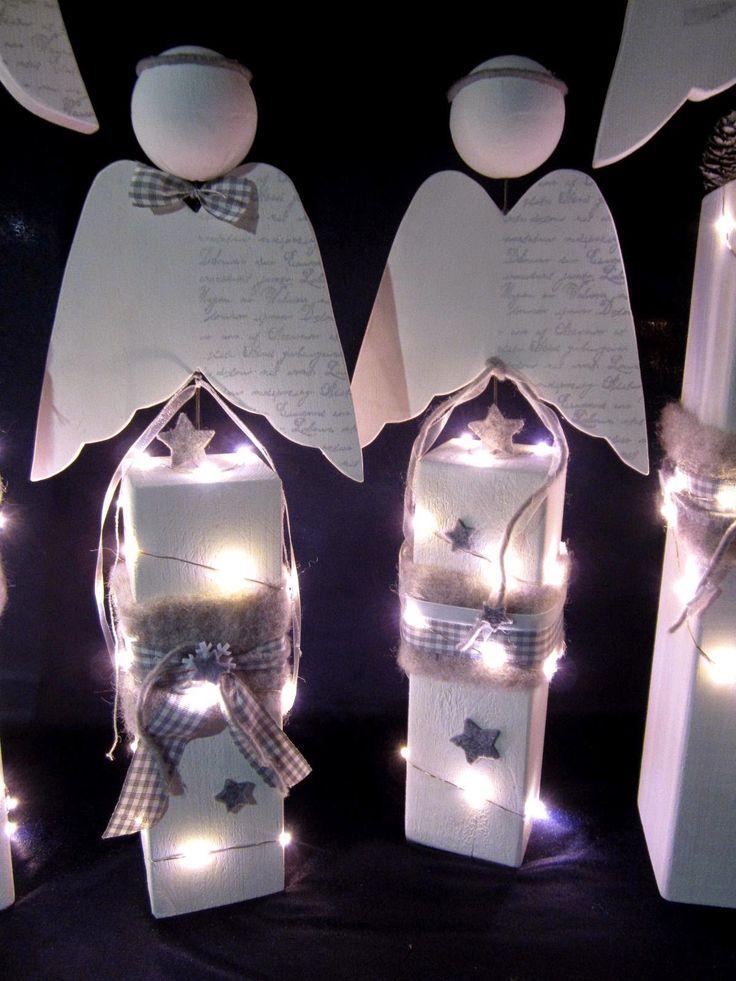 Ber ideen zu weihnachtliche holzpfosten auf pinterest weihnachtliche holzfiguren - Holzpfosten dekorativ verziert ...