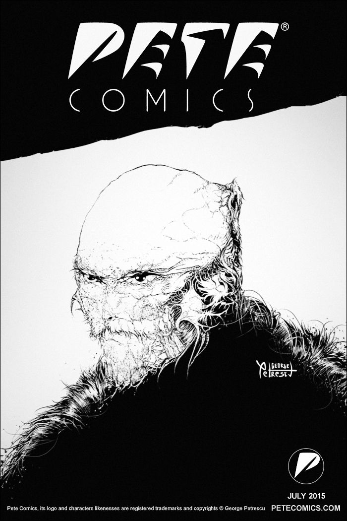 PETE COMICS POSTER #24