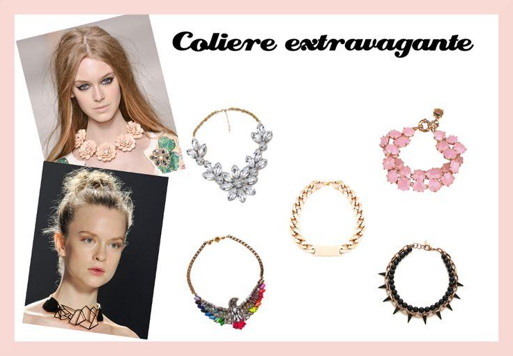 Ultimele tendinte in moda bijuteriilor pentru 2014. #moda #stil #accesorii #bijuterii #tendinte