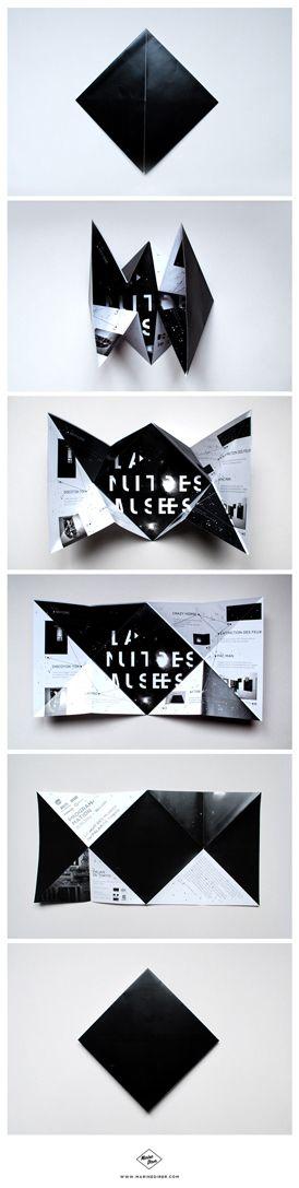 Nuit des Musées - Marine Direr / Graphic Designer - www.marinedirer.com