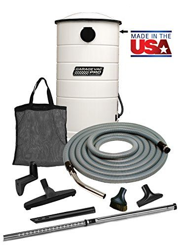 VacuMaid GV50WPRO Professional Wall Mounted Utility and Garage Vacuum with 50 ft Hose and Tools. For product info go to:  https://www.caraccessoriesonlinemarket.com/vacumaid-gv50wpro-professional-wall-mounted-utility-and-garage-vacuum-with-50-ft-hose-and-tools/