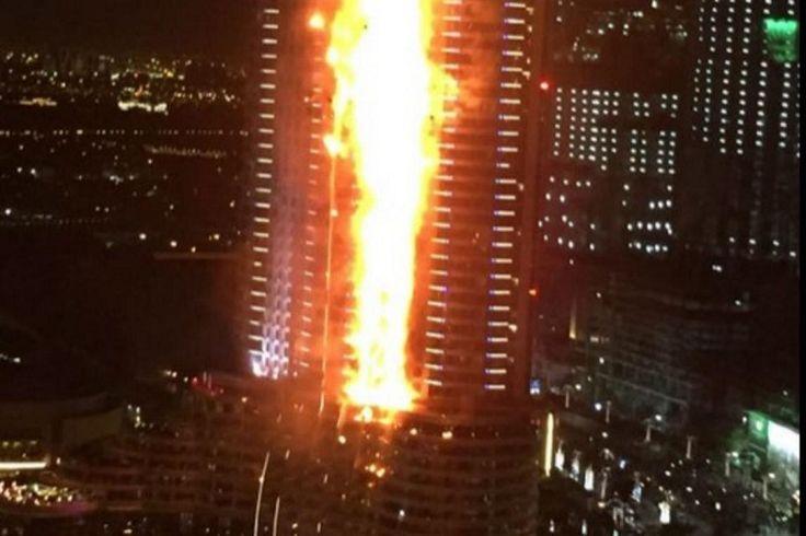 Las espectaculares imágenes del incendio, en un momento de amenaza terrorista global, hicieron temer durante unas horas una gran tragedia, pero el director de Protección Civil del país, Rashed al-Matrushi, ...