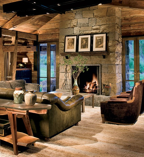 Rustic Decorating Style Is The Best For Decorating In Winter. It Features  By Warm And Cozy Atmosphere In Every Room. Rustic Style Is A Popular Way Of  Inter