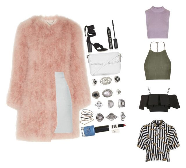 """""""Topshop Mix and Match"""" by blogging on Polyvore featuring Topshop Unique and Topshop"""
