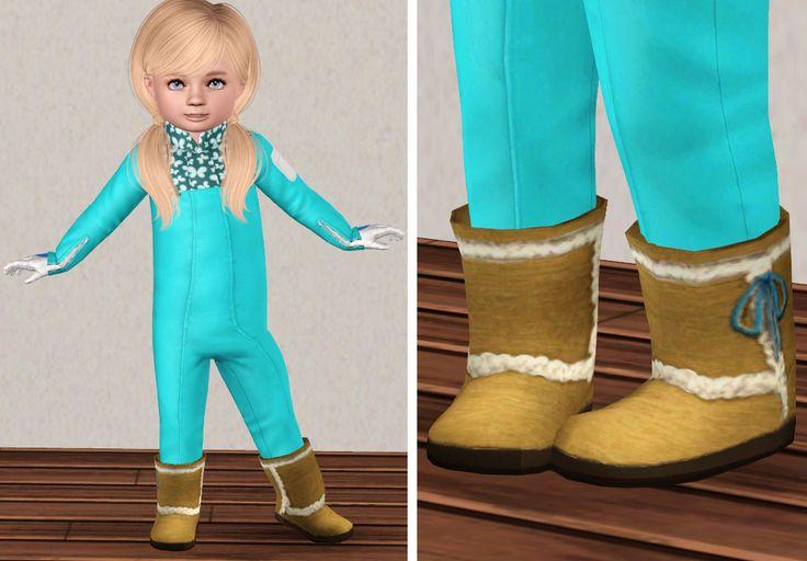 """""""Fuzzy Wuzzy Boots"""""""