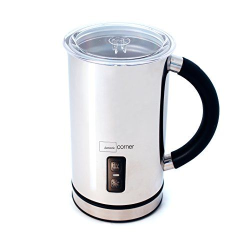 Domestic Corner - Vienne Automatic Milk Frother and Heater Domestic Corner http://www.amazon.com ...
