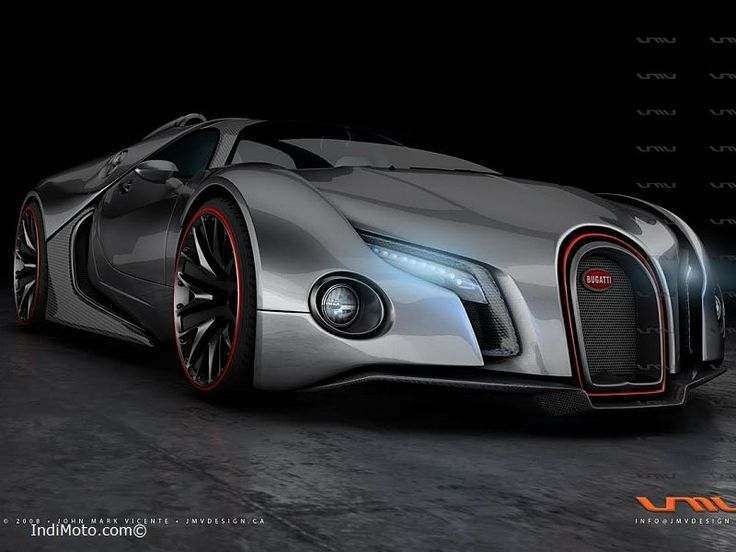 Bugatti Renaissance GT Best Car Ever :)