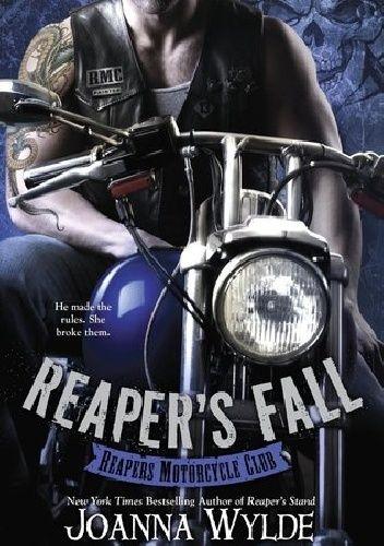 Okładka książki Reaper's Fall