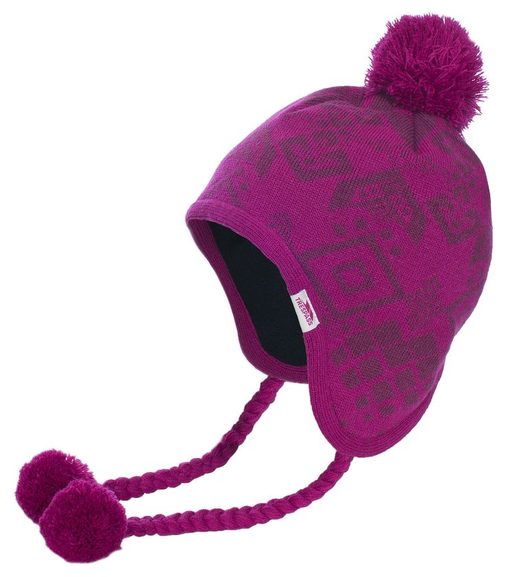 Trespass Chesca Pom Pom Hat £9.99.