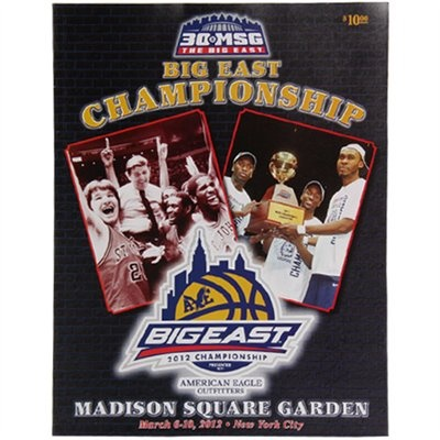 The last Big East tournament for Syracuse.