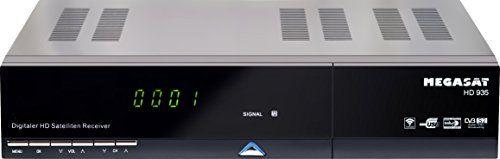 MegaSat 201051 935 Twin-Receiver (HD, DVB-S2) #MegaSat #Twin #Receiver #(HD,