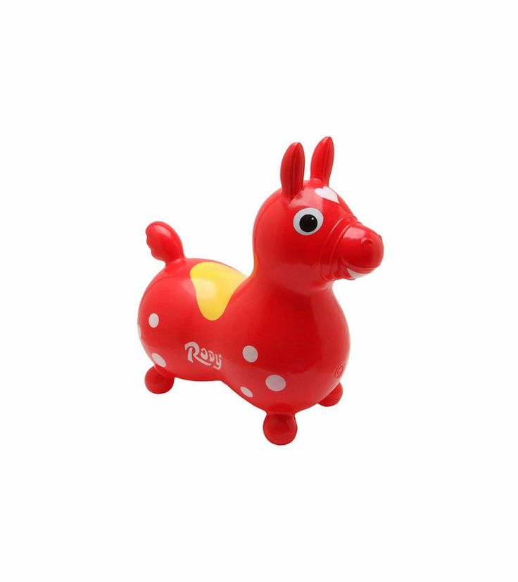 GYMNIC RODY HORSE RED