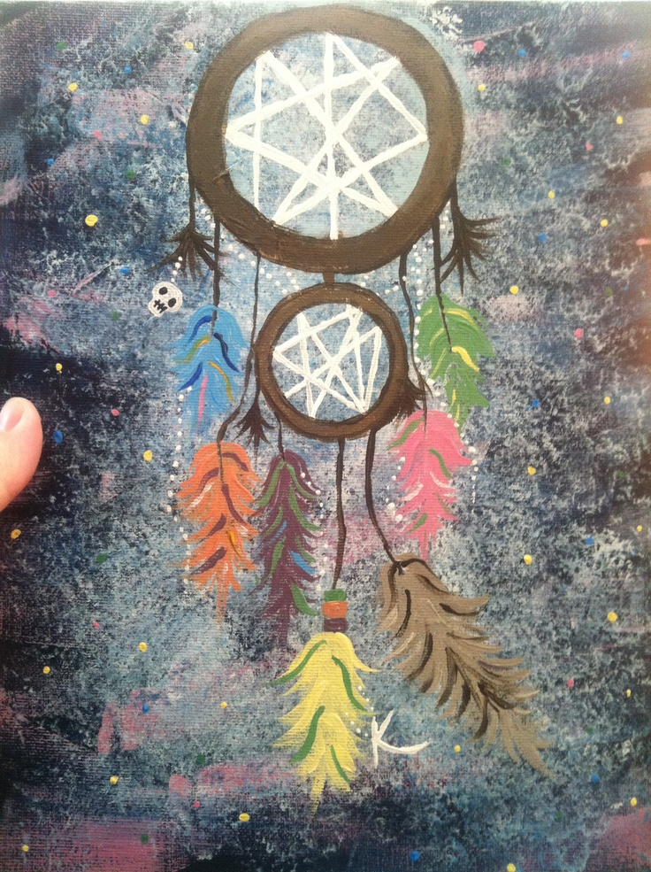 41 best dream catcher images on pinterest dream catchers for Dream catcher spray painting